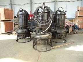 沉淀池清淤泵 吸沙泵 抽污泥泵