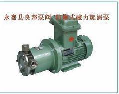 CWB型防爆磁力驱动旋涡泵