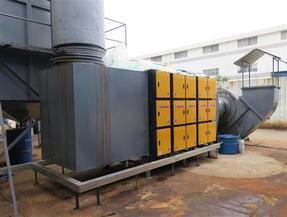 8000风量PVC手套油雾净化器
