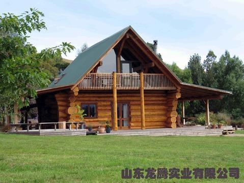 欧式木屋别墅大门