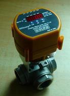 微型调节型电动阀门