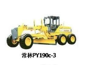 PY190C-3常林平地机