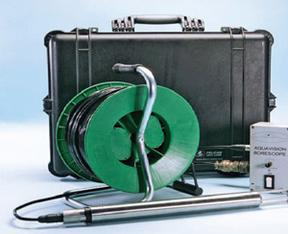 AquaVISION地下水流速、流向探测仪