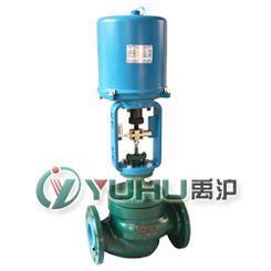 上海禹沪生产的电动套筒调节阀质量