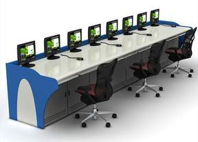 校园监控控制台,企业监控控制台