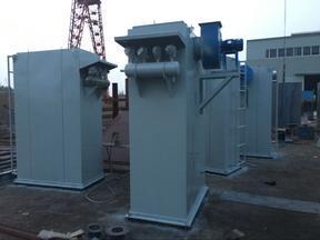 九阳DMC-24型单机脉冲除尘器厂家供应