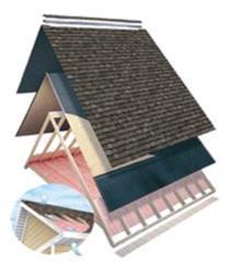 屋面平改坡、屋面拍改坡、钢结构屋面