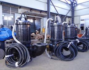 耐磨潜水泥浆泵