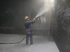 污水池内壁防腐-污水池喷涂聚脲防腐涂料
