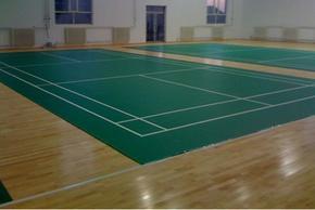 篮球运动地板价格 羽毛球体育地板 乒乓球地板安装