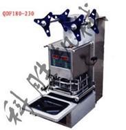 河北封口机 塑料盒自动封口机(全不锈钢)