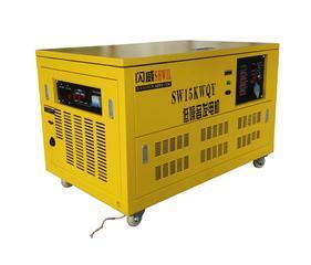美国SHWIL原装15KW汽油发电机