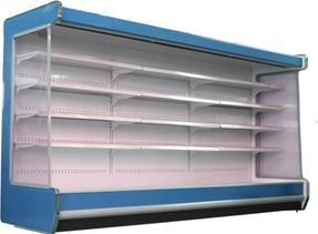 供应凯尼亚GK2.9L5F前锋超市便利店分体风幕柜|前锋冷藏柜