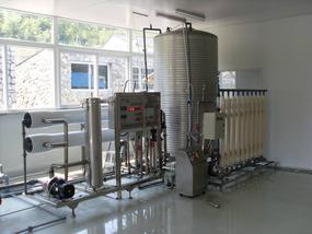 桶装水纯净水制取设备,反渗透纯净水处理设备厂家
