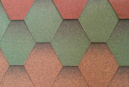 六边形木地板拼花贴图