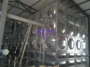 装配式不锈钢水箱厂家供应