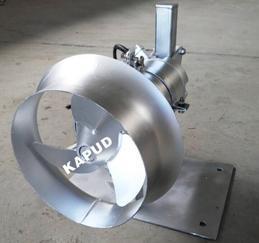 QJB不锈钢潜水搅拌机0.37kw