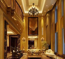 上海高档  欧式 现代中式 东南亚 新古典 美式别墅设计效果图