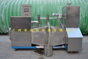 餐饮废水隔油器/油水分离器