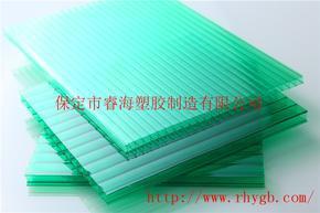 农业温室阳光板大棚阳光板