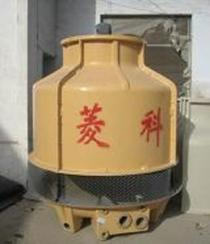 菱科圆形横流式冷却塔