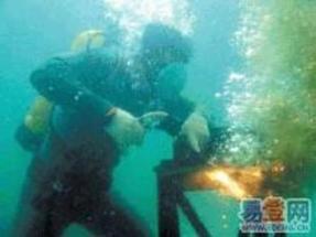 安庆专业水下打捞公司