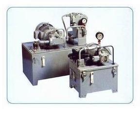 液压系统,转角缸,油泵,节流阀