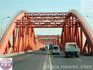 济南钢结构桥梁防腐\钢结构喷砂除锈防腐