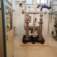 管中泵供水设备-北京麒麟水箱