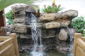 塑石假山的制作工艺上海方力景观工程有限公司