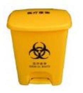 品名:医疗垃圾桶,医院脚踏垃圾桶