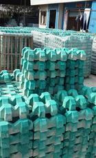 金乡嘉祥花砖透水砖面包砖盲道砖广场砖井字砖彩砖