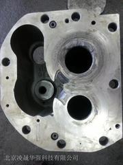 螺杆压缩机抱轴