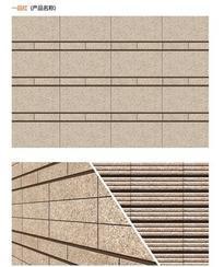3D喷墨外墙砖(一品红系列)