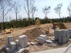 银川绿化工程