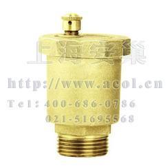 DN15-20黄铜自动排气阀 上海排气阀价格
