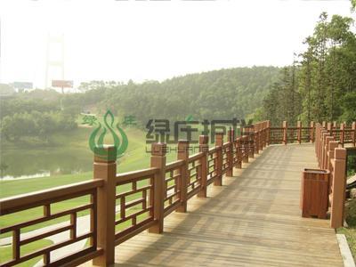 仿木护栏,景观护栏,园林护栏