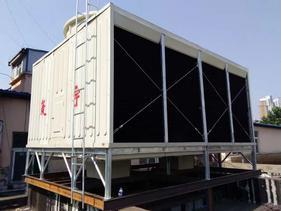西安方形横流式冷却塔厂家