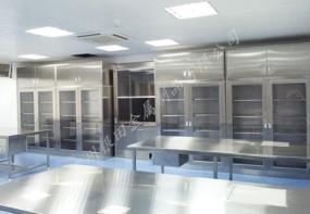 实验室、洁净领域不锈钢工程案例