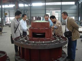 轴流式水轮机:ZDK283-LMY—100