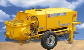 杰瑞喷神-PS800混凝土湿喷机
