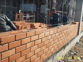 清水墙用清水砖