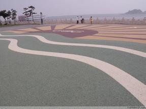 青海生态透水路面系统