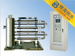 二次加压供水超静音供水设备的节能性分析