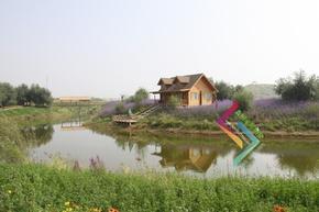 休闲小木屋设计、休闲农家乐小木屋设计
