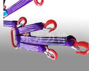 供应柔性组合吊带 柔性吊装带 柔性吊带使用注意事项