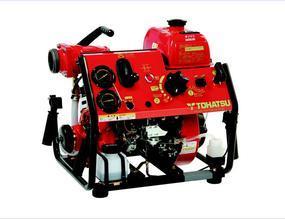 东发V20ES手抬机动消防泵,东发消防泵