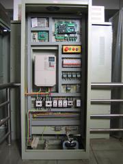 根据客户需求设计成都电气控制柜