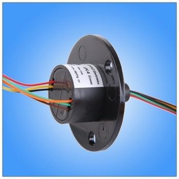 深圳晶沛lpm微型滑环,微型精密导电滑环