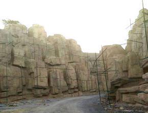 水泥假山设计施工